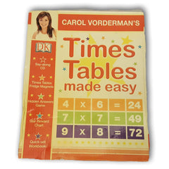 Times Tables Made Easy - Toy Chest Pakistan