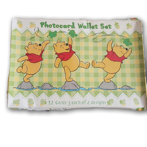 Winnie the Pooh Greeting Card Set - Toy Chest Pakistan