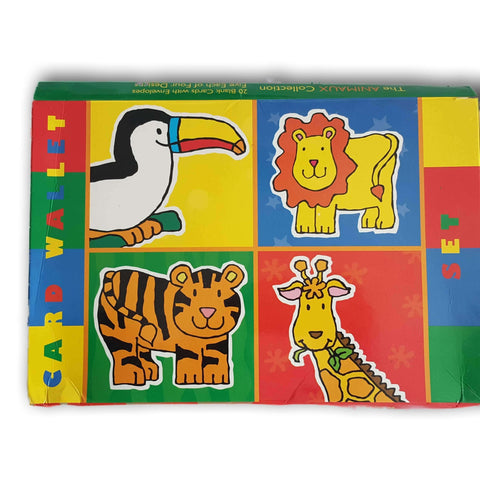 Animal Greeting Cards - Toy Chest Pakistan