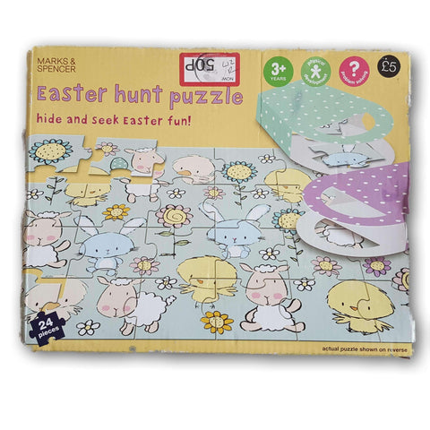 NEW Easter hunt Puzzle NEW