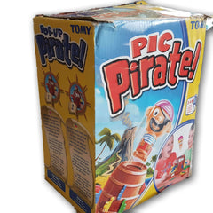 Pop Up Pirate - Toy Chest Pakistan