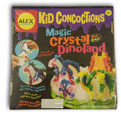 Alex Kid Concoctions- Magic Crystal Dinoland NEW - Toy Chest Pakistan