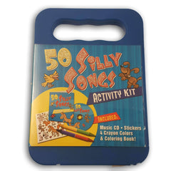 50 silly songs Activity Songs