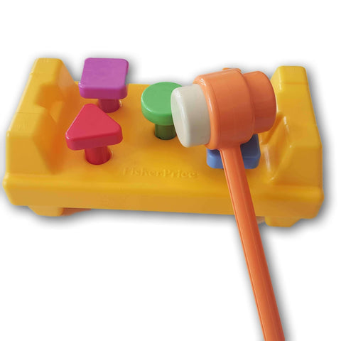 Fisher Price Hammer Toy