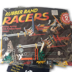 KNEX Rubber Band Racers - Toy Chest Pakistan