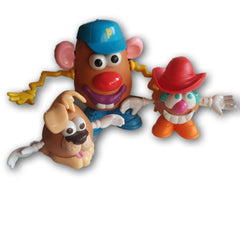 Mr Potato (1 large and 2 small) - Toy Chest Pakistan