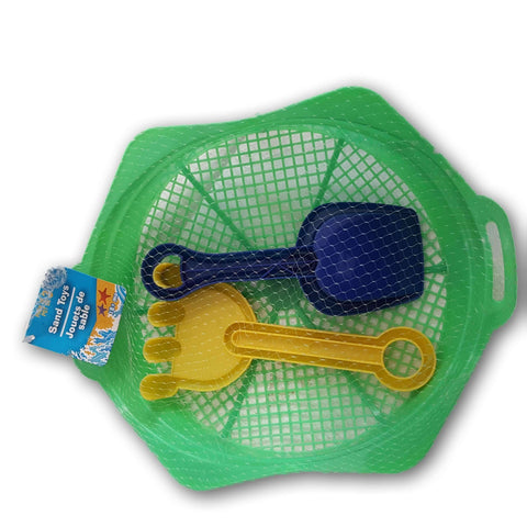 3 piece beach set (NEW) - Toy Chest Pakistan
