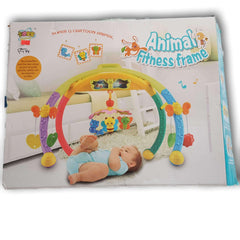 Animal Fitness Frame NEW - Toy Chest Pakistan