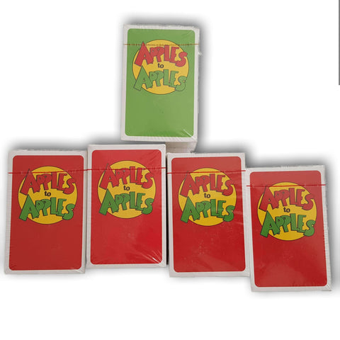 Apples to Apples (boxless)