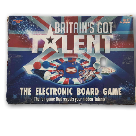 Britain's Got Talent - Toy Chest Pakistan