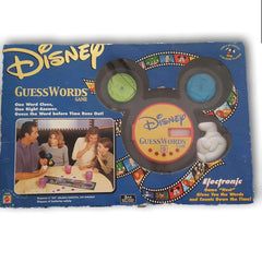 Disney Guesswords Game - Toy Chest Pakistan