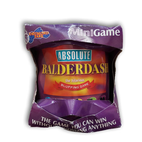 Absolute Balderdash Mini Game - Toy Chest Pakistan
