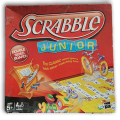 Scrabble Junior New-edition-red - Toy Chest Pakistan