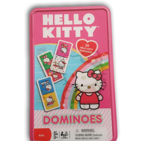 Hello Kitty Dominoes