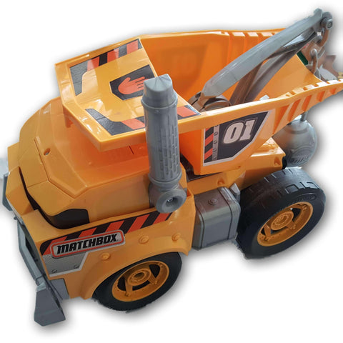 Matchbox Wrecky The Wrecking Buddy