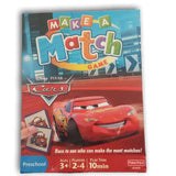 Fisher Price Make a Match Cars Game