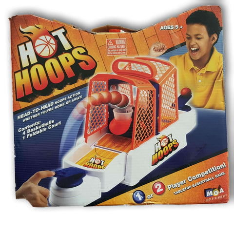 Hot Hoops- New