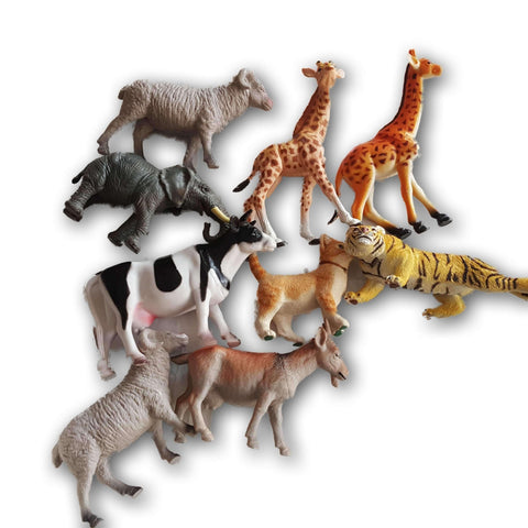High Quliaty Plastic Animals