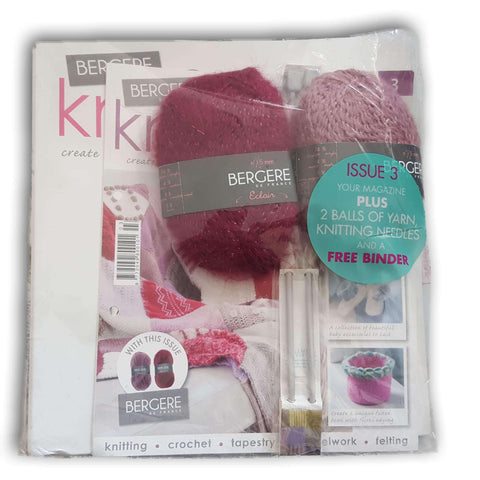 Kniting Set