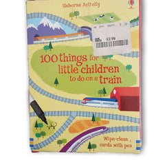 100 things for little children to do on a trip - Toy Chest Pakistan