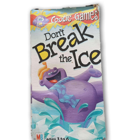 Don't break the ice - Toy Chest Pakistan