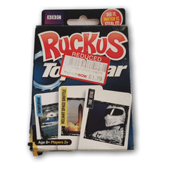 Ruckus- Top Gear - Toy Chest Pakistan