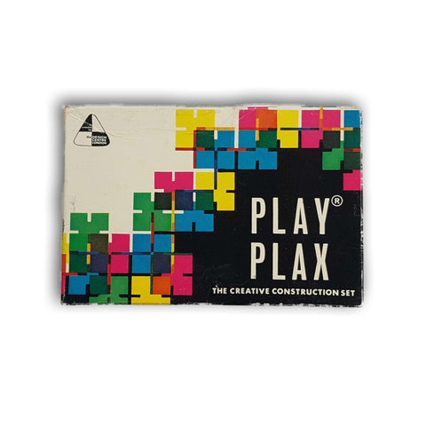 Play Plax- The Creative Construction Set