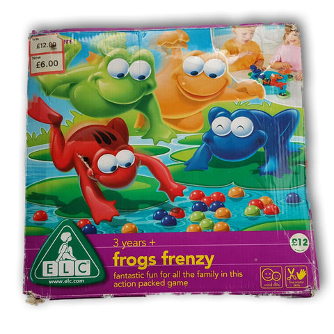 Frogs Frenzy