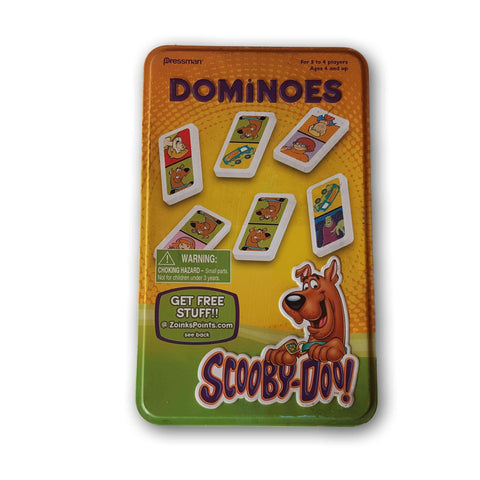 Scooby Doo Dominoes