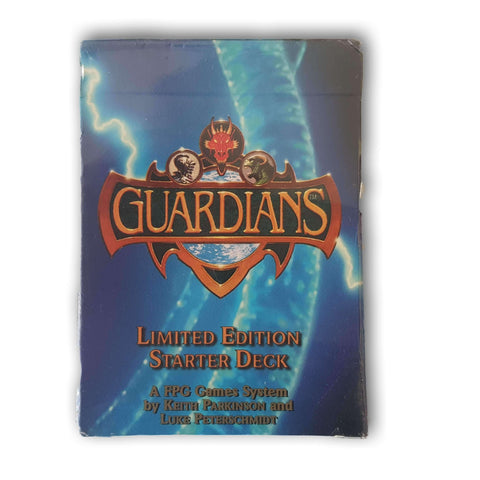 Guardians Card Game NEW