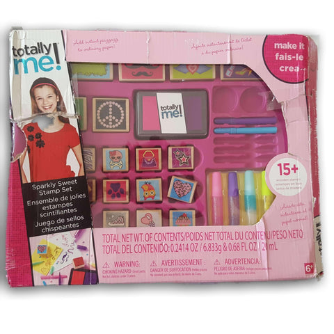 Sparkly Sweet Stamp Set