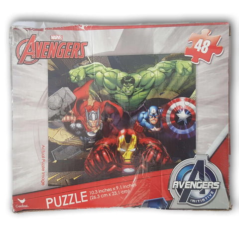 Marvel Avengers Puzzle NEW