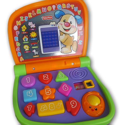 Fisher Price Laugh And Learn Smart Screen Laptop