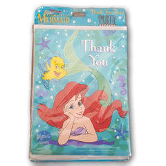 little mermaid thank you notes - Toy Chest Pakistan