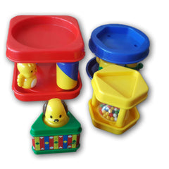 Stacking toy - Toy Chest Pakistan