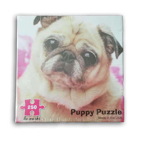 Puppy Puzzle 250 pc New