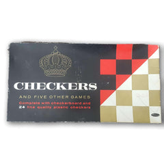 Checkers and give other games - Toy Chest Pakistan