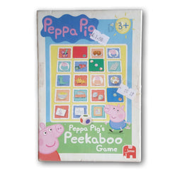 Peppe Pig Peekaboo Game - Toy Chest Pakistan