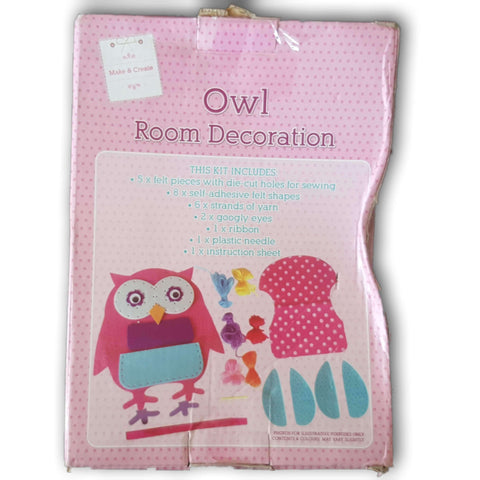 Owl Room Decoration