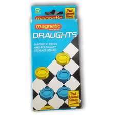 Magnetic Draughts - Toy Chest Pakistan