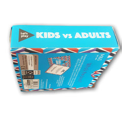 Adults vs kids - Toy Chest Pakistan