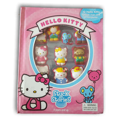 Stuck on stories: hello kitty NEW - Toy Chest Pakistan