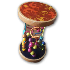Wooden Bead Frame B - Toy Chest Pakistan
