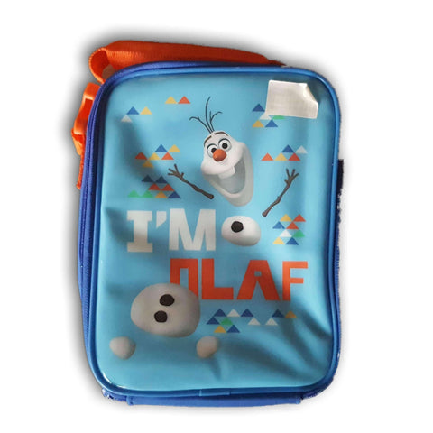 Olaf Lunchbox bag - Toy Chest Pakistan