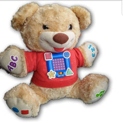 Learning bear - Toy Chest Pakistan