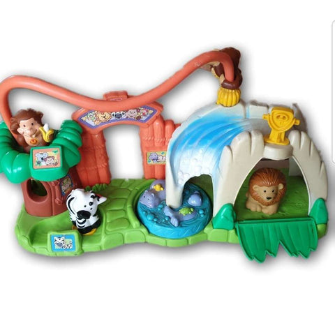 Fisher Price Little People Zoo - Toy Chest Pakistan