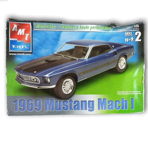1969 mustang mach 1 assembly kit