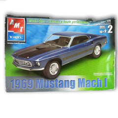 1969 mustang mach 1 assembly kit - Toy Chest Pakistan