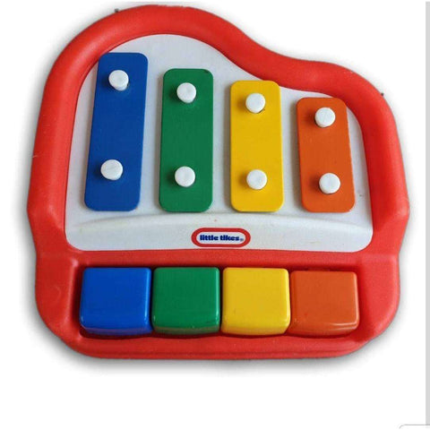 Little Tikes Tap a tune Piano (red)