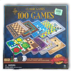 100 games - Toy Chest Pakistan